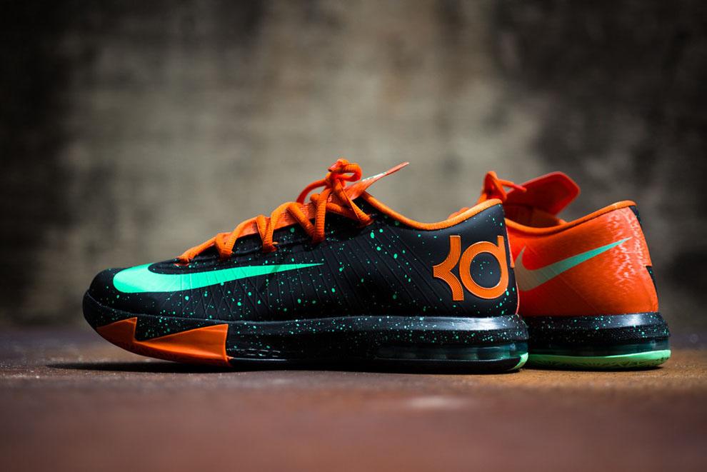 de62d6194e3d Nike KD VI 6 Texas Sneaker