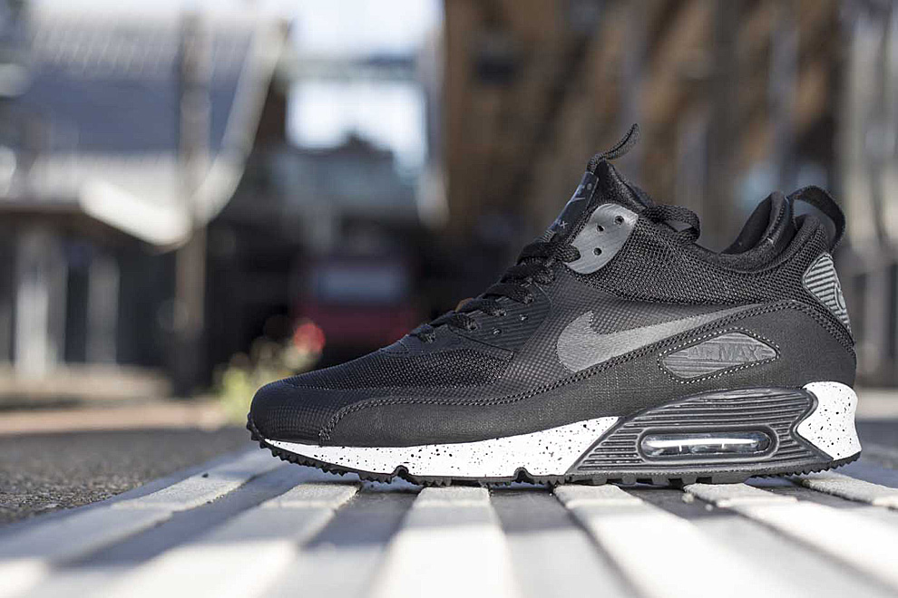 meet 9e417 39139 ... promo code for nike air max 90 mid sneakerboot dark charcoal 32ff7 3798f