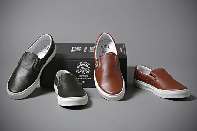 6ea9d409ef Vans Vault x Diemme Montebelluna Lo LX - OG EUKicks Sneaker Magazine