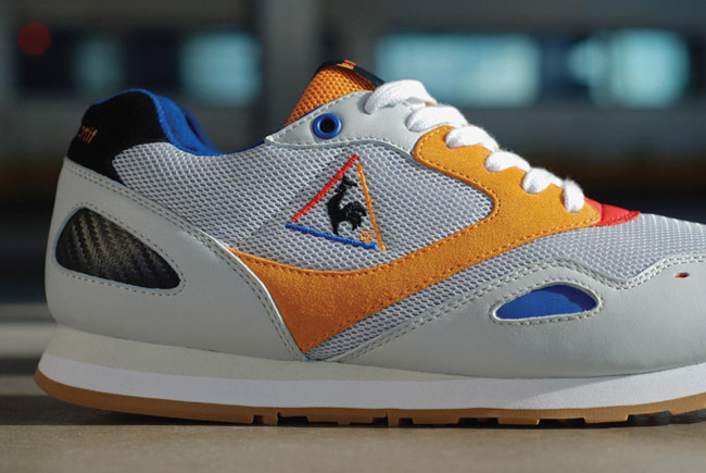 Crooked Tongues x Le Coq Sportif Flash (Pictures)