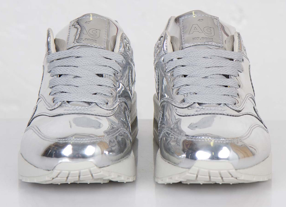"Nike Max WMNS 1 Air SP ""Liquid Silverâ ErrqfT"