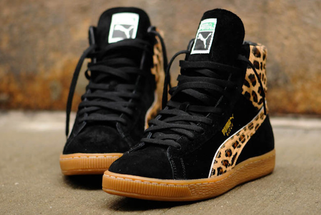 uk availability 22d29 31a26 Puma Japan Suede Mid