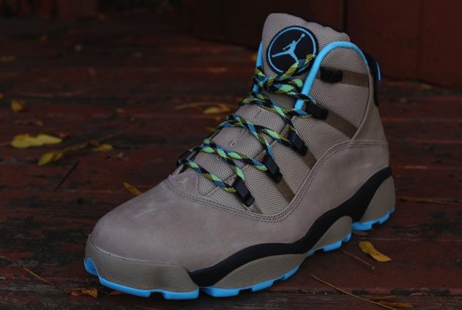 bfee4394437158 ... ebay jordan 6 rings winterized boot khaki gamma blue 73019 f62e7