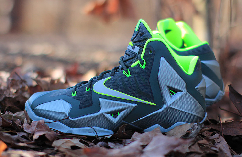 Buy Online Nike Nike LeBron 11 Cheap sale Gator King All-Star Ca
