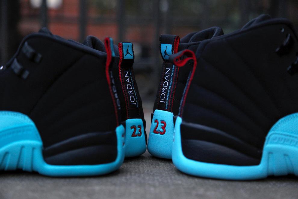 sports shoes fdaf4 e49e1 top quality air jordan 12 gamma on feet 1efc5 f5d6c