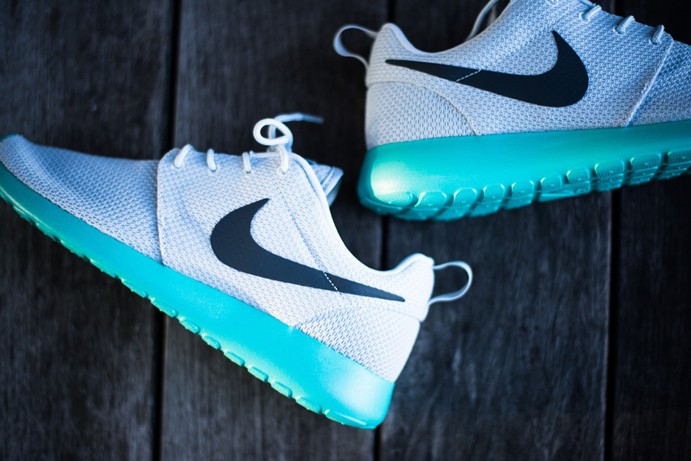 "49bf1cd0ce0f Sure Nike Roshe Run ""Tiffany"" SBD Nike Roshe Run ..."