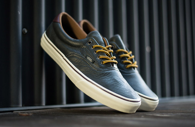 fe414c461a2216 vans era 59 dark grey Sale