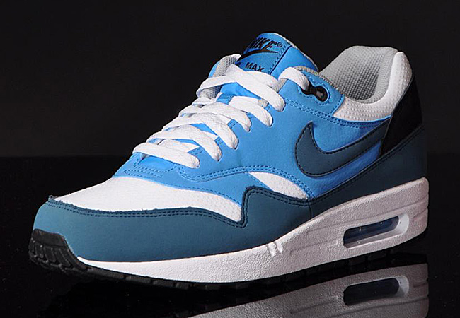 buy online aa0a1 de231 nike air max 1 essential blue and white