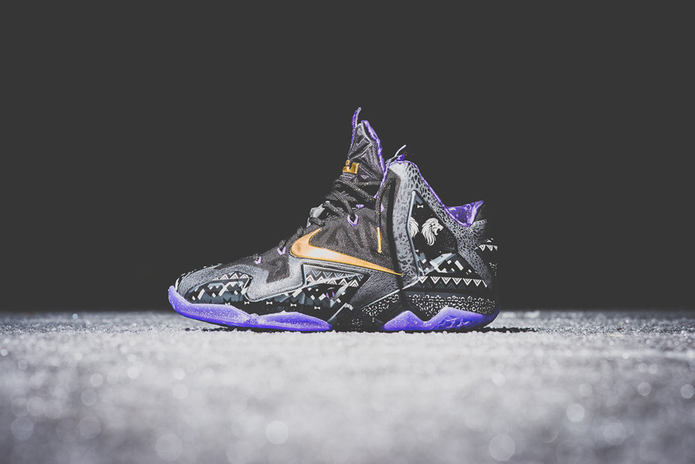 separation shoes 03a8a d22e6 Releasing  Nike LeBron 11 BHM (Detailed Photos) - OG EUKicks Sneaker  Magazine