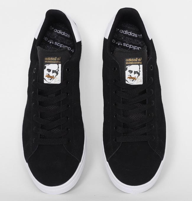 adidas black suede stan smith