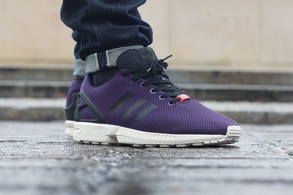 On Foot: adidas ZX FLUX OG EUKicks Sneaker Magazine