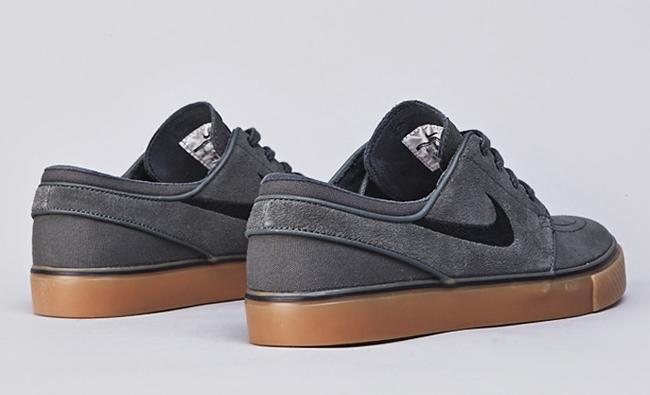 Nike Gomme Grise Janoski De Sole réductions de sortie prix d'usine efl32wRR
