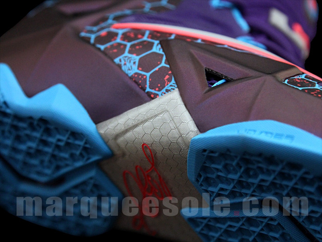 "the best attitude 502cc d061c Nike LeBron 11 ""Summit Lake Hornets†(New Preview Photos) · Nike SB  Lunar Gato"