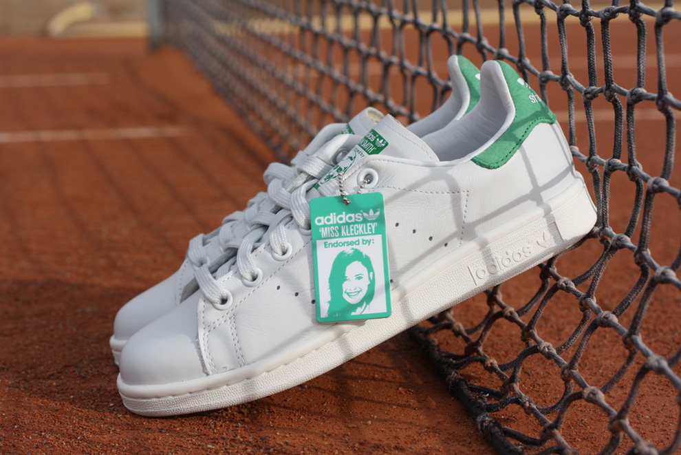 Miss Kleckley x adidas Originals Stan Smith OG