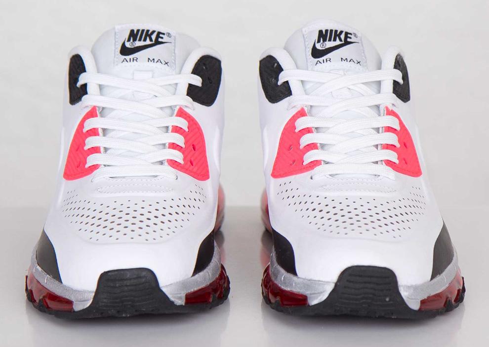 Nike Air Max 90 2014 LTR QS Trainers Infrared