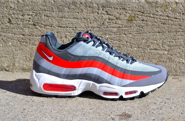 norway air max 95 limited edition red 1c564 bac47