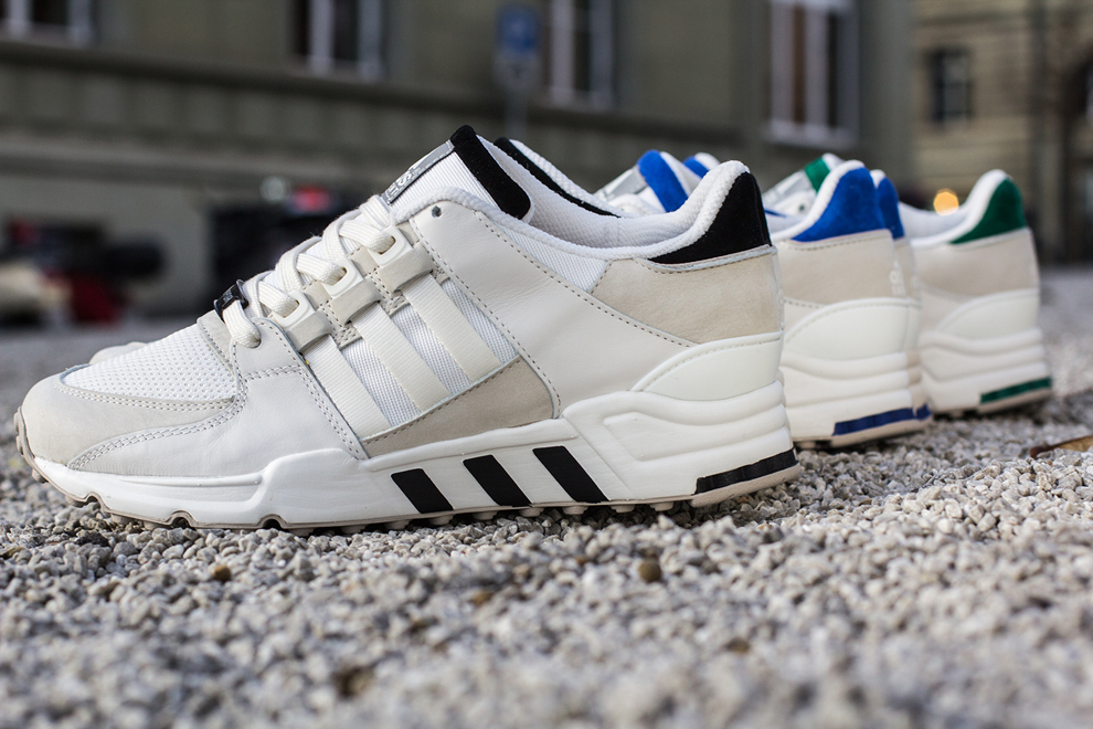 pretty cool first look 50% price adidas EQT Running Support 93