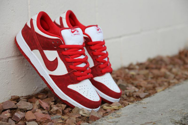 Nike Sb Dunk Low Saint Valentine S Day Available Eu Kicks