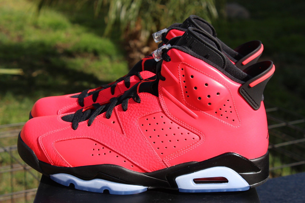 pretty nice 0eef6 1de9a real air jordan 6 toro inferred last saturday 510ab 02c95