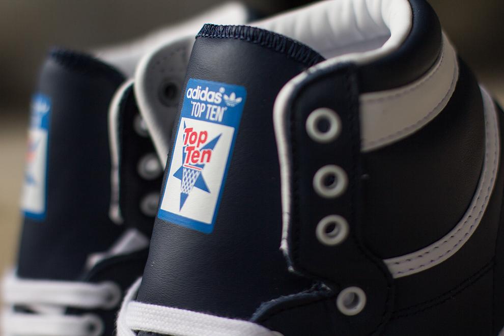 new product a4675 4c8fd adidas Originals Top Ten Hi