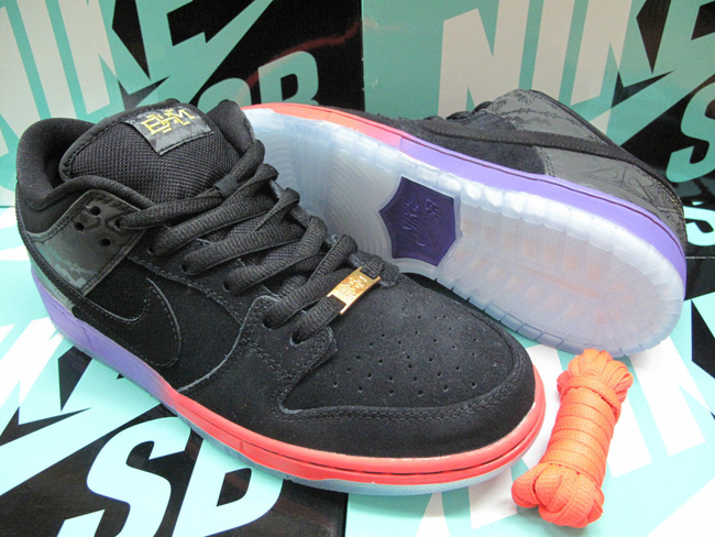 sports shoes 68df8 f8db5 ... coupon releasing nike sb dunk low black history month 2014 348e3 1826a