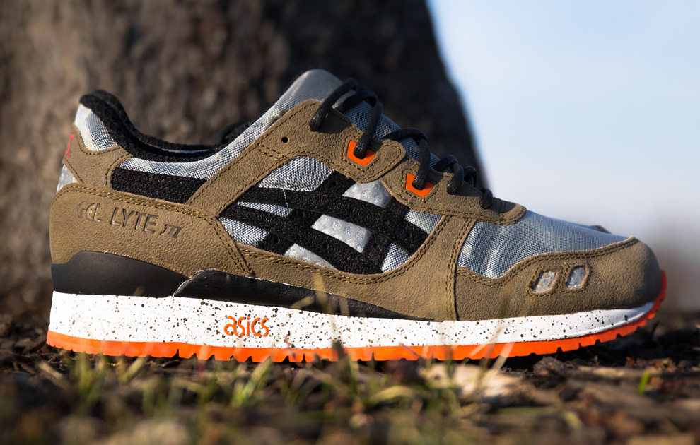 e74ae37fe130 ... purchase bait x asics gel lyte iii âœguardianâ detailed pictures f0a3d  06344
