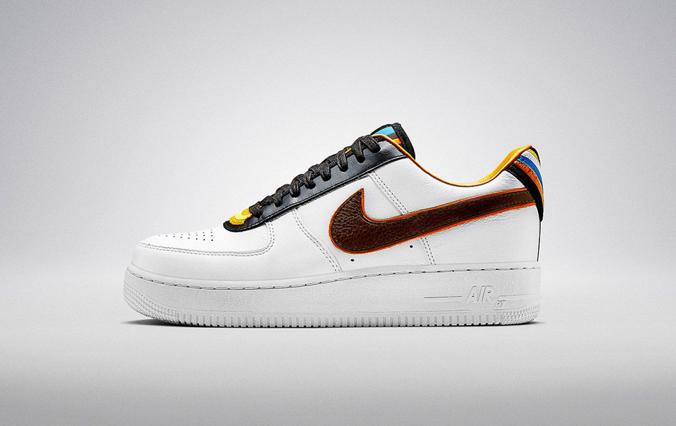 Riccardo Force Tisci x Nike Air Force Riccardo 1 Collection (Detailed Preview Pics 93c7a6