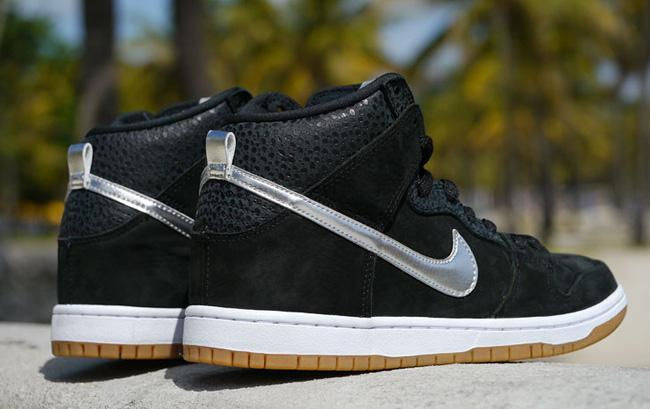 best website 973e6 8c1a9 Nigel Sylvester x Nike SB Dunk Hi