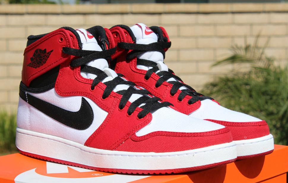 "Air Jordan 1 Retro KO (AJKO) ""Chicago†(Detailed Pics &"