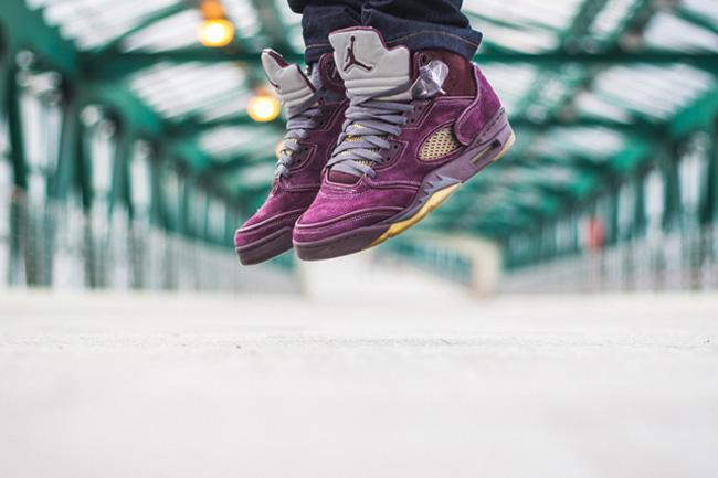 free shipping 70168 8584f Air Jordan 5 Retro Custom News - OG EUKicks Sneaker Magazine