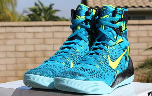 timeless design 301d7 ca2c0 Nike Kobe 9 Elite  Picasso  (Release Info   Pics) - OG EUKicks Sneaker  Magazine
