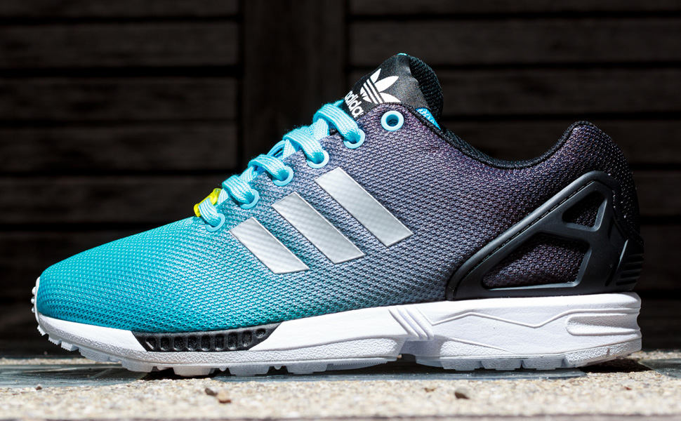 83090bef9 ... reduced adidas zx flux âgradientâ pack detailed pictures b5248 34799