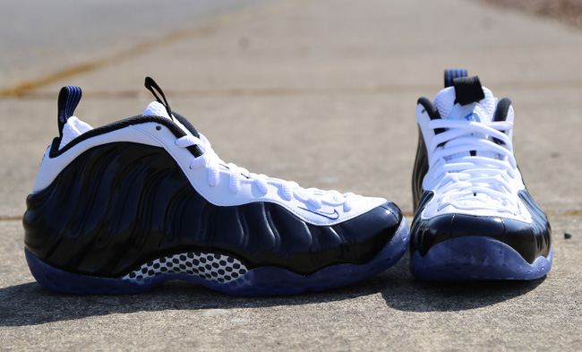 new product b4b32 dfce0 promo code for nike air foamposite one âconcordâ 97029 a6ff2