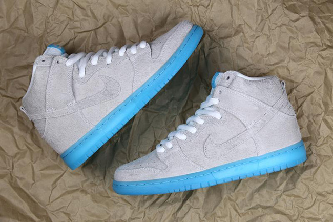 "fe72458ff617 ... x Baohaus NY Dunk High Pro ""Chairman Bao"" Sole Collector  Nike SB ..."