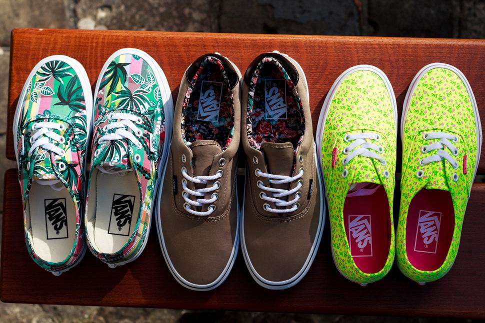 35de2f5bb4 Vans Era Authentic  Floral Pack  - OG EUKicks Sneaker Magazine