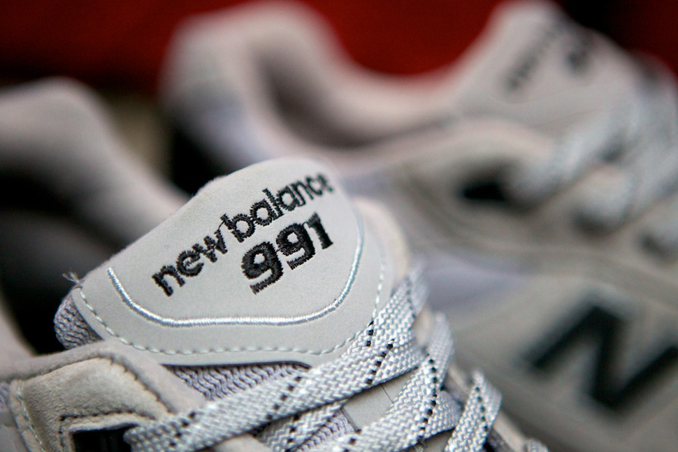 purchase cheap 9a980 0fab4 ... Preview New Balance 991 Made in USA (Grey .