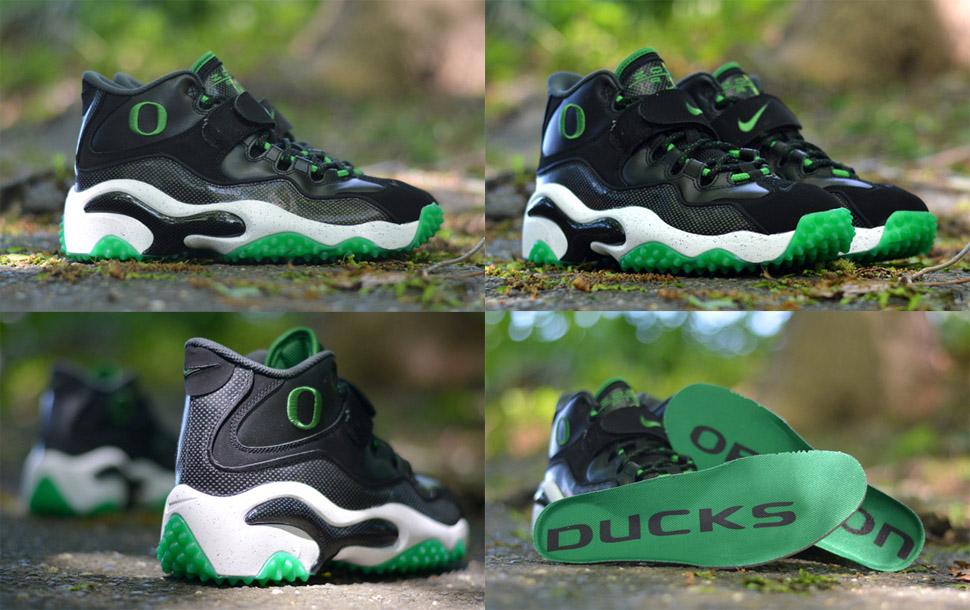 7b468380ee Magazine Kicks Ducks Air Eu Zoom Sneaker Oregon Nike Turf TqYwpSS8