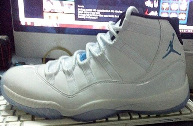 newest collection 6f1c2 4b62c Air Jordan 11 Retro  Legend Blue  (Preview Pictures)