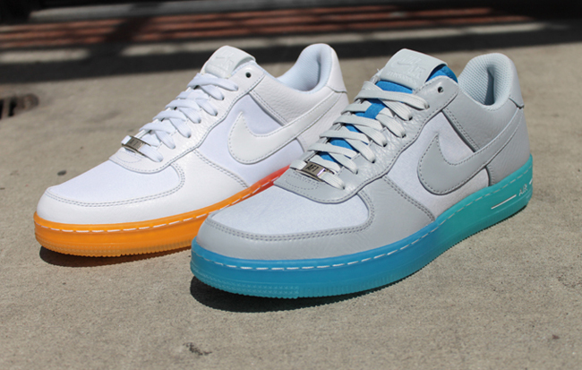 NIKE AIR FORCE gradient