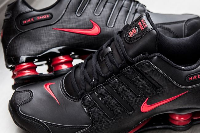 18d809abdb24 ... coupon code for nike shox nz black red 6a2a6 1a599