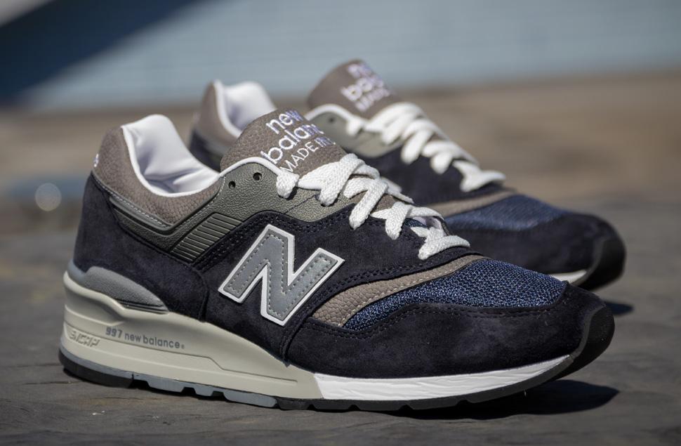 dfdef148213e6 New Balance 997 'Navy & Grey' (Detailed Pictures) - OG EUKicks Sneaker  Magazine