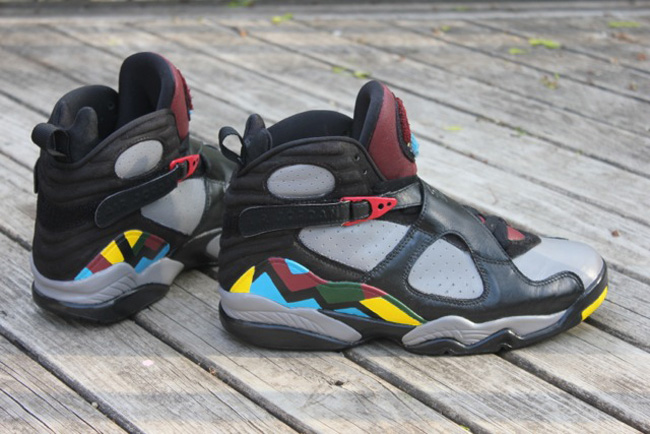 9c56ec6d668a67 coupon for bordeaux air jordan 8 custom by ceezem c72d6 57edc