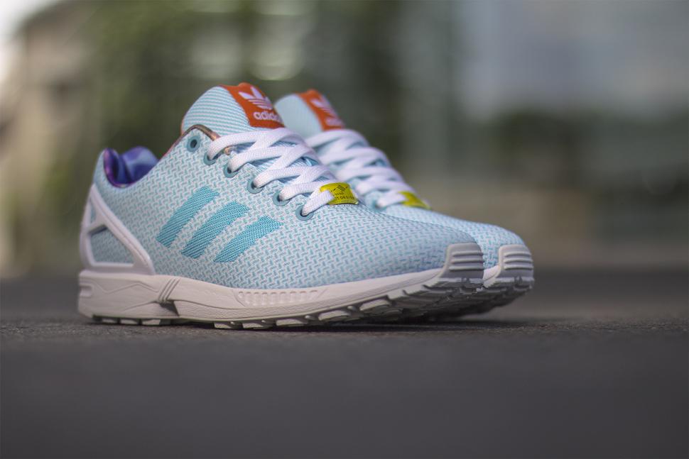 Le adidas zx flusso tessere