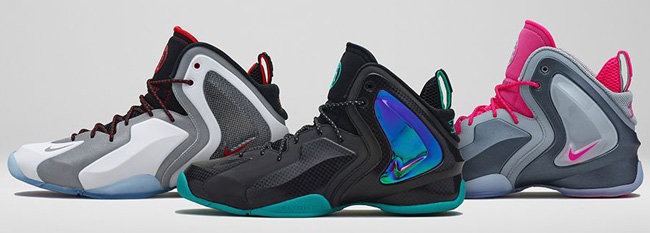cheap for discount 64b7c ce120 Nike Lil Penny Posite