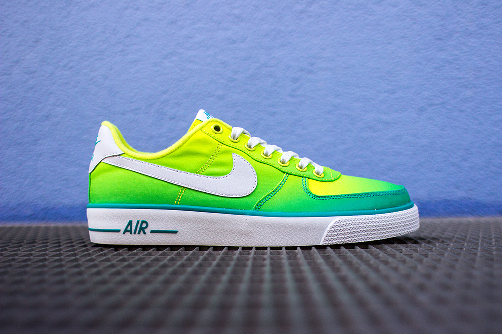 sports shoes 82541 d8a80 50% off nike air force 1 ac br qs turbo green a9aec 17114