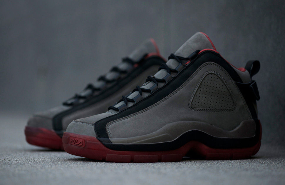 "more photos abd4a f12d9 Kinetics x FILA 96 GL ""Velour"" Pack · Fila Grant Hill 2 (Ninety6)"