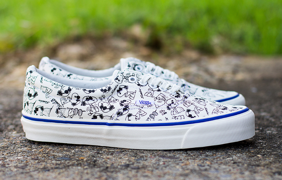 dddd8ec6c2 Vans Vault x Peanuts  Authentic