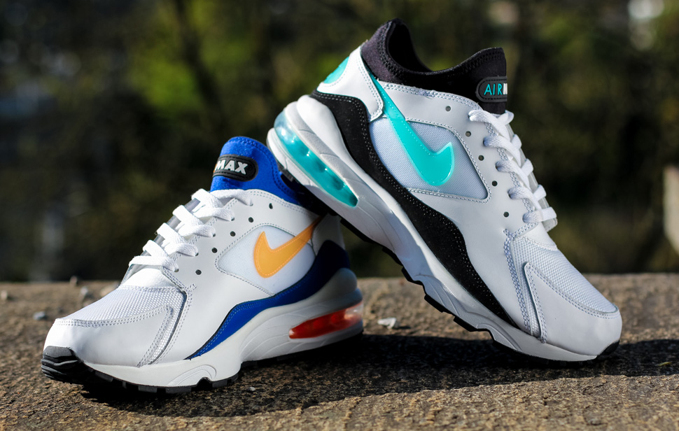 "best service 0070e 3d9e4 ... Nike Air Max 93 ""OG Pack†(Detailed Pictures Release Reminder) ..."