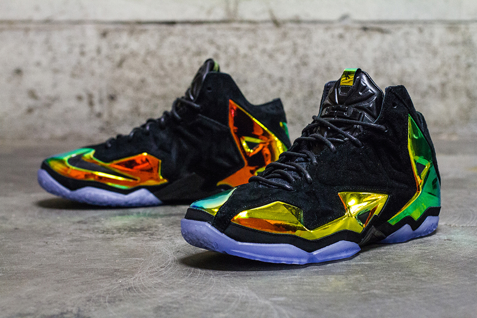 best loved 53784 9dbf6 Nike Lebron 11 EXT QS