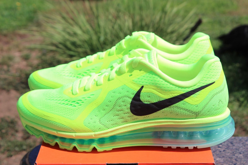best website b3903 53795 ... germany nike air max 2014 neon fd412 c1a85